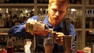 Ural Bourbon Ice Tea for Diageo Reserve World Class
