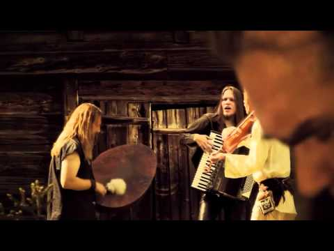 KORPIKLAANI - The Steel (OFFICIAL MUSIC VIDEO)