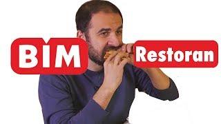 BİM Yemekleri VS. Restoran Yemekleri - Lezzet Karşılaştırması