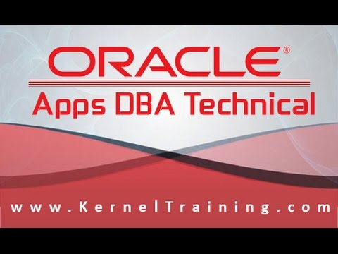 Oracle Apps Technical R12 Database Tutorial For Beginners