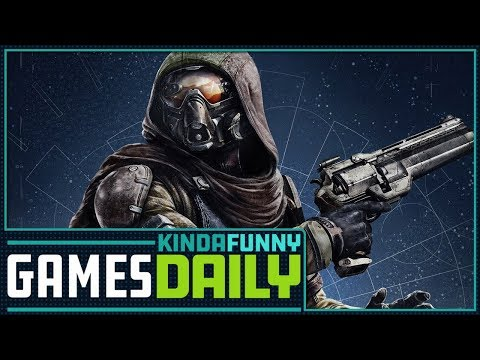 The State of Destiny 2 - Kinda Funny Games Daily 11.30.17