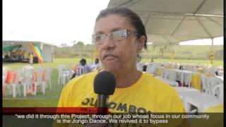 1º Evento Cultural Quilombola do Quipea