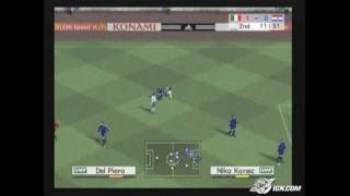 World Soccer Winning Eleven 8 International Xbox Gameplay