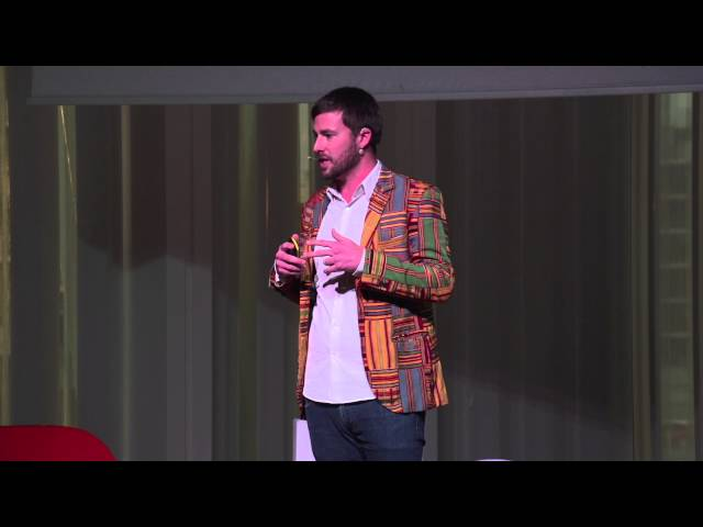 Build your own university - how and why. | John Roberts | TEDxBarcelonaED