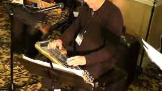 Billy Robinson-Candy Kisses-Boot Heel Drag at The Rick Alexander NonPedal Sessions Dallas 2011
