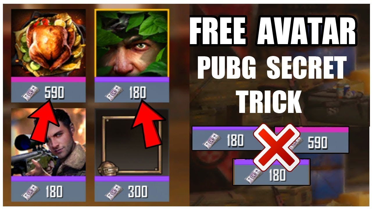 OMG PUBG MOBILE FREE UC SECRET TRICK ! AND HOW TO GET FREE