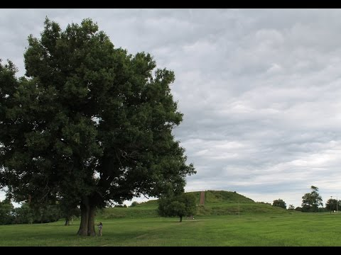 Time Portal at Cahokia Mounds