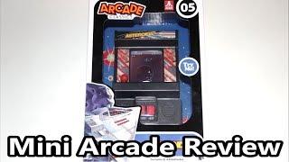 Asteroids Basic Fun Mini Arcade Classics #5 Review - The No Swear Gamer