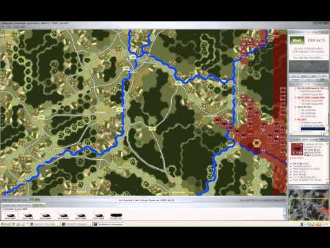 Flashpoint Campaigns Red Storm: PBEM setup  
