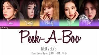 RED VELVET - PEEK-A-BOO LEGENDADO (Color Coded HAN/ROM/PT-BR)