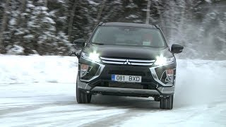 Mitsubishi Eclipse Cross - Motors24.ee proovisõit