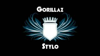 Gorillaz Stylo