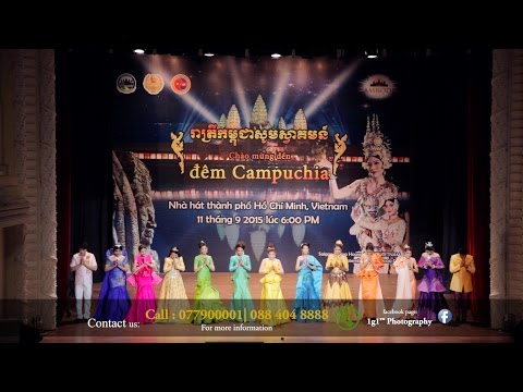 Cambodia Night 2015 in Hochi Minch City with Sun Supermodel by 1G1 Photography