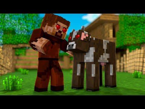 FAKİR KADİM İNEĞİNİ BULDU! 😱 - Minecraft thumbnail