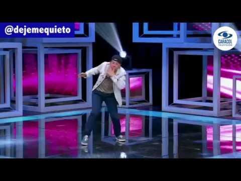 Camilo Sánchez (@dejemequieto) - primera aparición Sábados Felices.