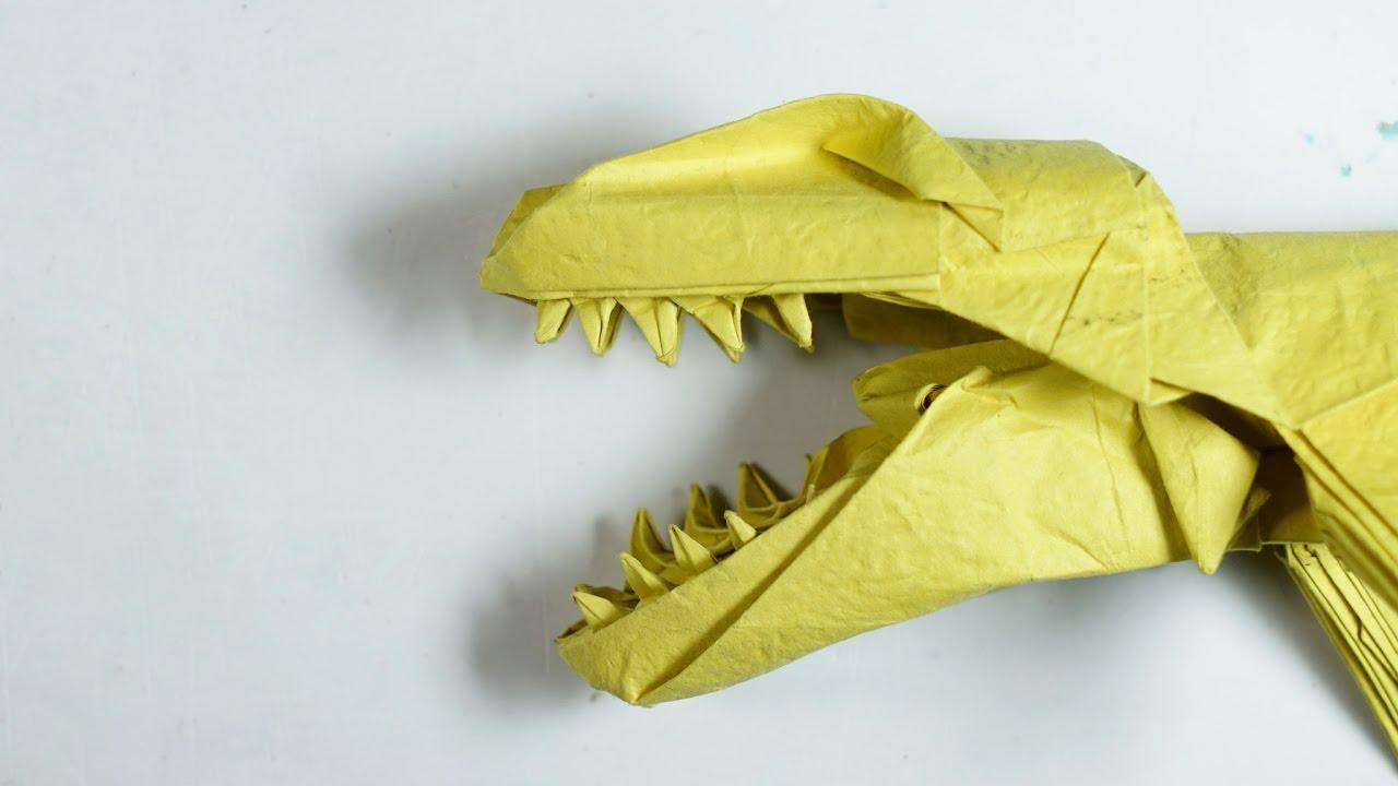 origami trex 20 demo 1 henry ph��m youtube