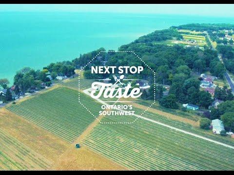 Next Stop: Taste ... From Windsor to Kingsville