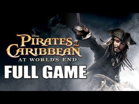 Pirates of the Caribbean At World's End【FULL GAME】| Longplay