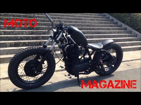 ⚔ CuSToM ⚔ Yamaha SR 400 Bobber