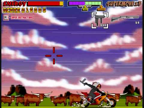 Indian Outlaw (Flash Game Run)