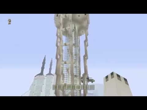 The Space Needle [Minecraft Xbox One Edition]