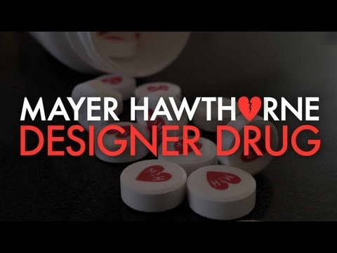 "Mayer Hawthorne ""Designer Drug"" Lyric Video"