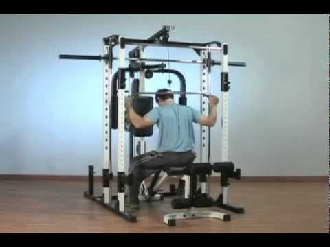 Yukon S Caribou Iii Smith Machine System Youtube