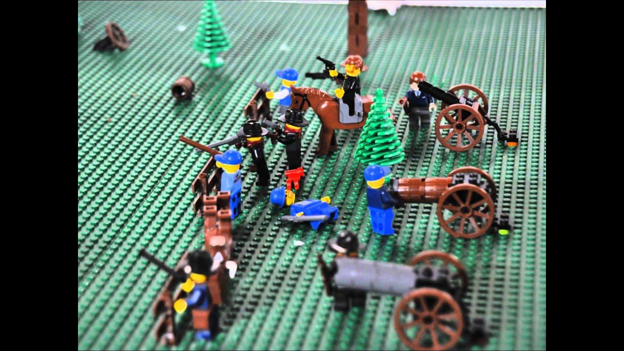 Lego Civil War Vicksburg