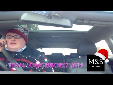 M&S Loughborough Christmas Carpool Karaoke