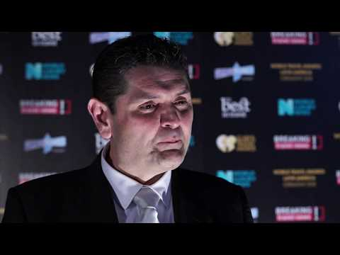 Gino Casagrande, general manager, Swissôtel Quito (Spanish)