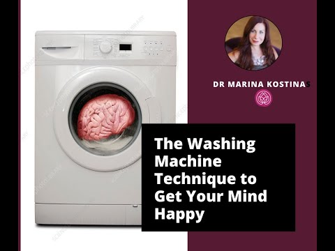 """The Washing Machine Technique"" for Dealing with Your Limited Beliefs"