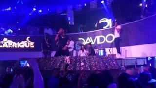 Davido - Gallardo (Original by Runtown) (Live @ Club Blu Rotterdam 4-6-2016)