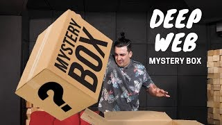 DESCHID MYSTERY BOX DEEP WEB