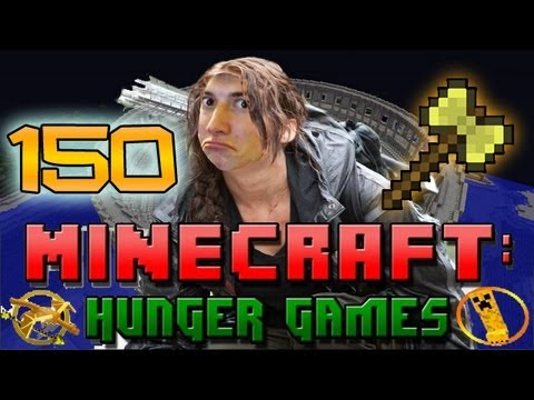 Minecraft: Hunger Games w/Mitch! Game 150 - THE FRIDGE SURVIVAL GAMES :D