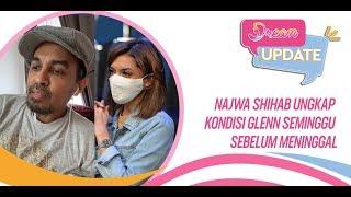 Najwa Shihab: Glenn Bernyanyi Sambil Menahan Sakit di Kepala