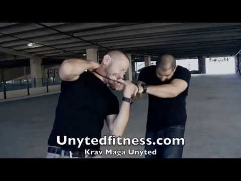 How To Defend A Wire Attack In Krav Maga And MMA