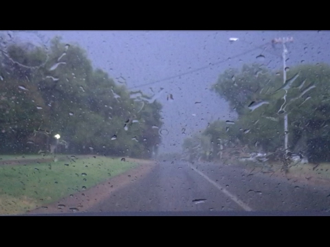 Flash floods over night in the Karoo! Must...