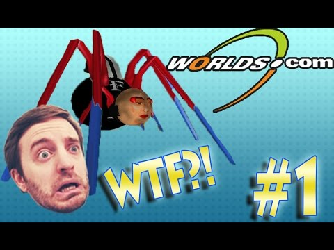 Worlds Chat 3D -1- WTF IS THIS GAME?!?