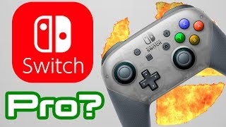 Nintendo Switch Pro Reveal at E3 2018? Just forget It!
