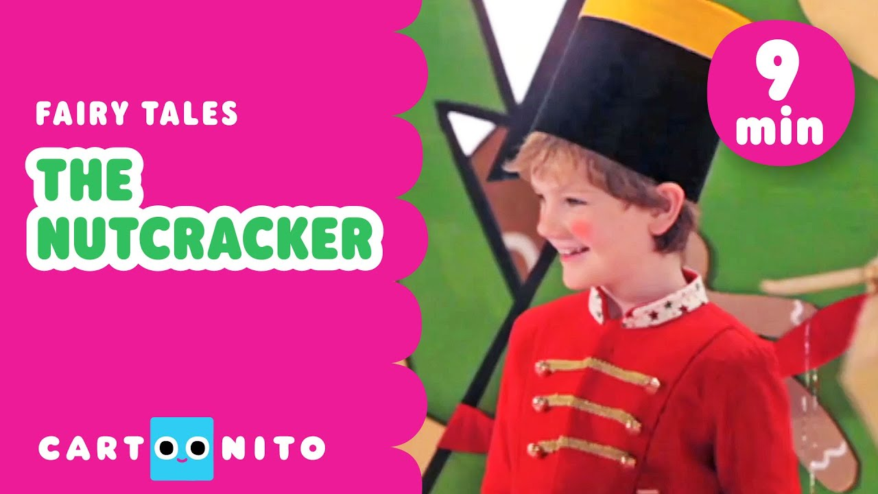 Download The Nutcracker | Fairytales for Kids | Cartoonito UK
