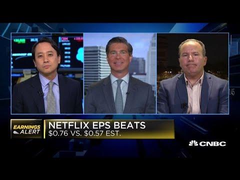 Netflix's low guidance a strategic move: Ross Gerber