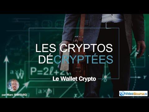 Les Cryptos Décryptées #6 - Qu'est-ce Qu'un Wallet (hot/cold) ?