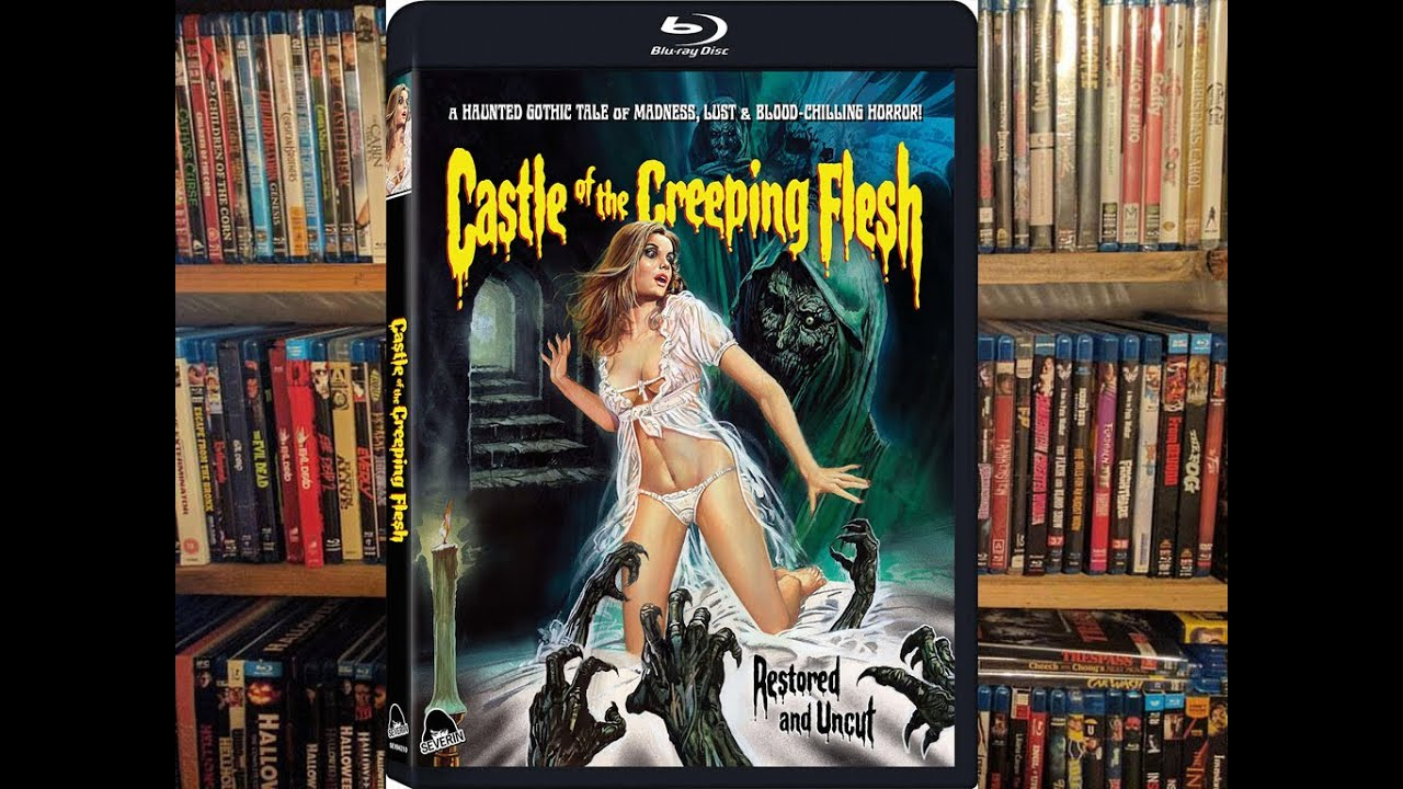 Download Castle of the Creeping Flesh (1968) Blu-Ray Review