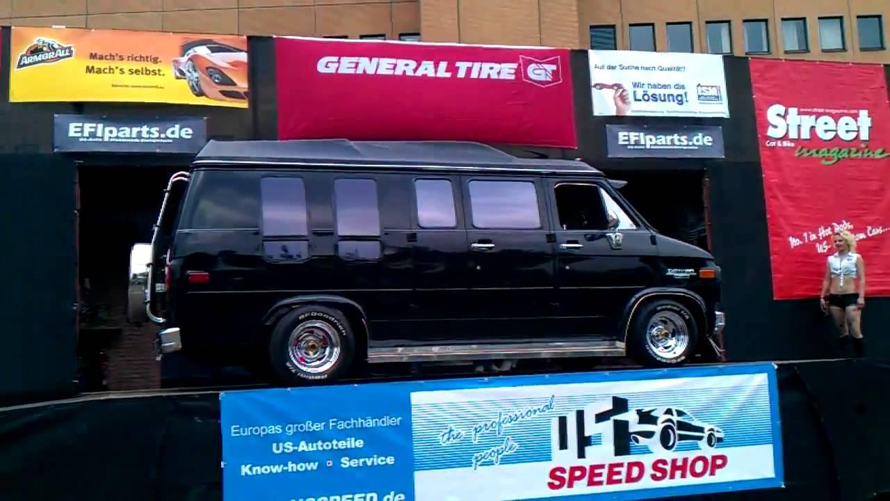 All Chevy 89 chevy van : Chevrolet Chevy G20 Van Lowrider Hydraulics - fat dancer - Street ...
