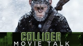 War For The Planet Of The Apes Final Trailer - Collider Movie Talk