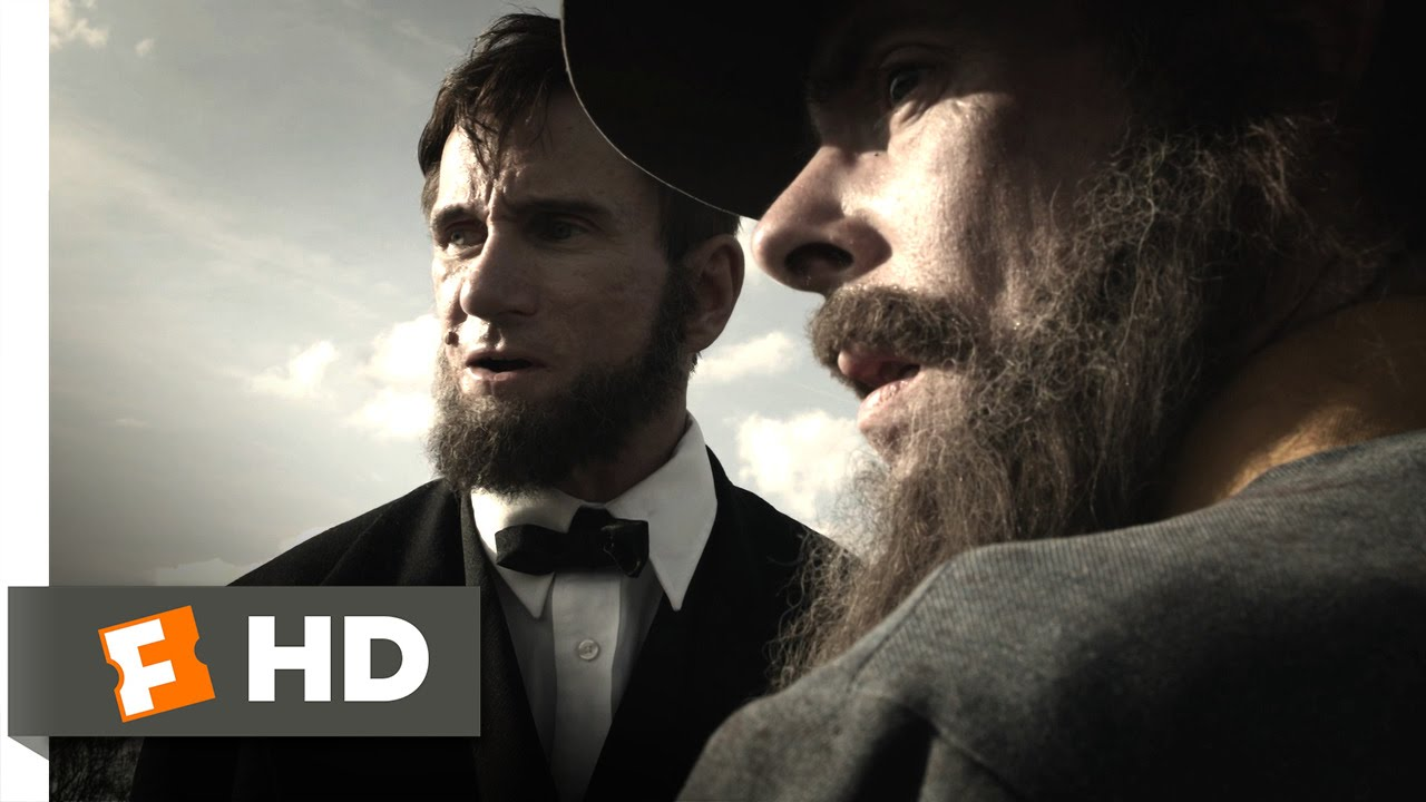 """Download Abraham Lincoln vs. Zombies (9/10) Movie CLIP - Blowing Up the """"Stone"""" Walls (2012) HD"""