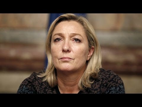 BBC Interview With French Far-right Leader Marine Le Pen Sparks Twitterstorm