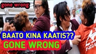 Baato kina kaatis ?? || gone wrong || nepalii social awarerness ||Alish Rai ||