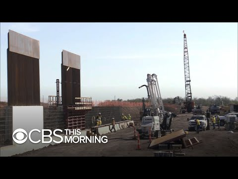 New border wall is not quite what Trump promised on campaign trail
