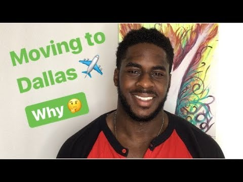 Moving To Dallas : Episode - Falling Forward